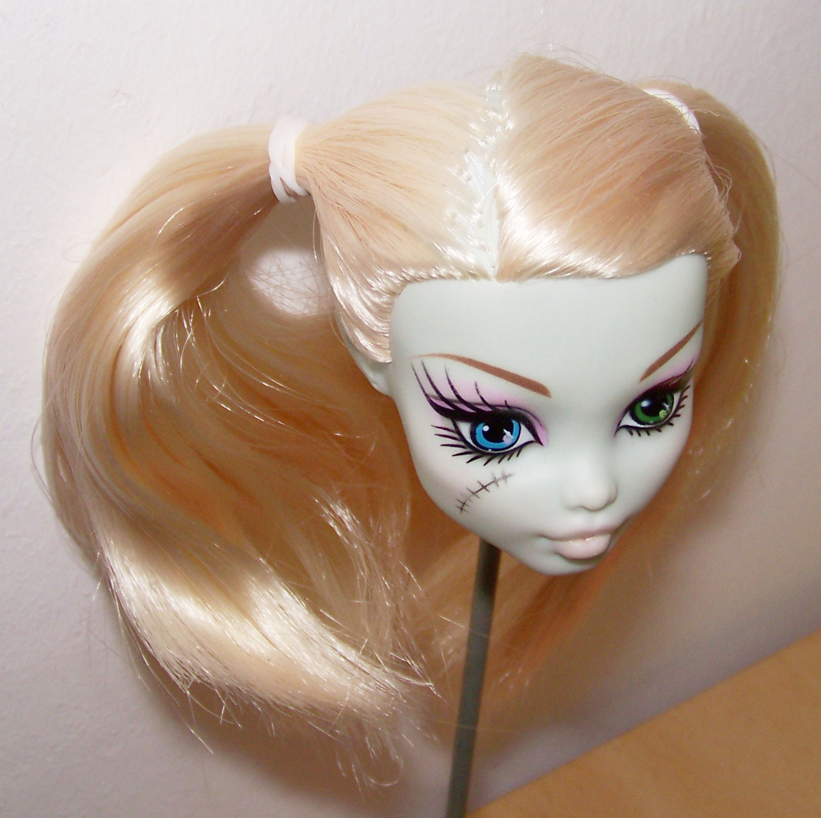 OOAK Fashion dolls and reroots for sale