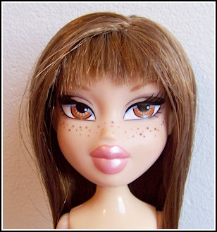 fashion doll reroots and restoration by saffy
